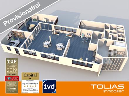 Für kluge Köpfe - Bürofläche in voll-modernisierten Zustand in pendlerfreundlicher Lage!