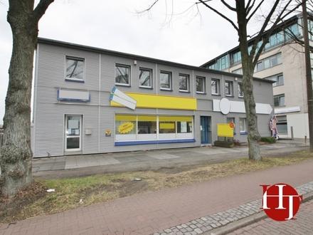 Hier werden Sie gesehen – Büroetage in der Stresemannstraße!