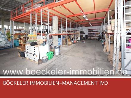 Kaufpreis € 205,22 per m² = 2-Hallenbereiche auf ca. 9.000 m² Grundst.