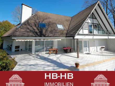 Exklusives und großzügiges Einfamilienhaus in Oberneuland