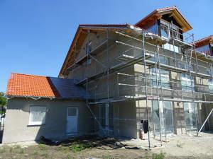 Viel Platz für die Familie: Imposante Neubau-DHH