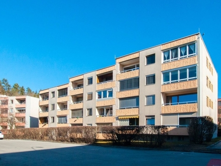 Klagenfurt - Spitalberg: Frisch sanierte 4-Zimmerwohnung in sonniger ruhiger Lage