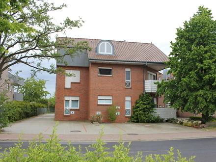 Helle 2 - Zimmer - Dachgeschosswohnung mit Balkon u. Stellplatz in 49733 Haren