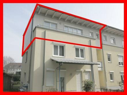 Bezahlbare Penthaus-Wohnung in Bestlage