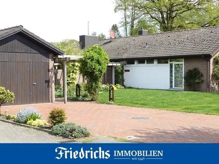 Gepflegtes Einfamilienhaus in Westerstede / Ocholt-Howiek in absolut ruhiger, idyllischer Wohnlage
