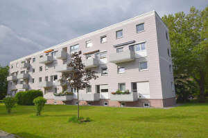 Gut vermietetes Appartement