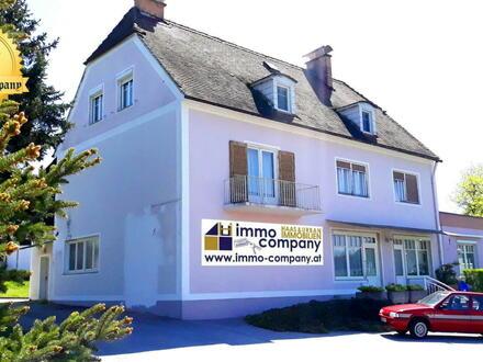 Großes Einfamilienhaus, ehemaliges Geschäftslokal – Viel, viel Platz für Sie und Ihre Familie! 208.000 Euro!