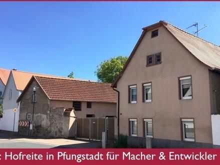 Hofreite in Pfungstadt für Macher & Entwickler