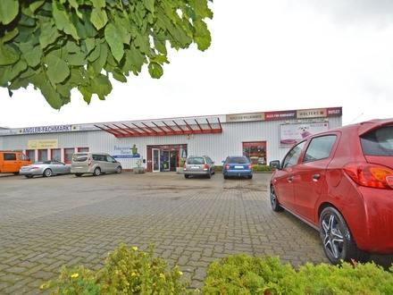 Groß Mackenstedt / 462 m² Verkaufsfläche in zentraler Lage