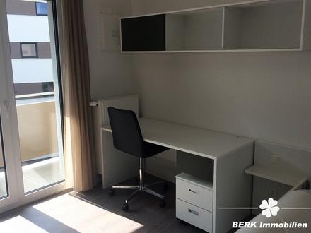 BERK Immobilien - all inklusive Wohnen (Mikro-Apartment) in direkter Main Lage und EZB-Nähe
