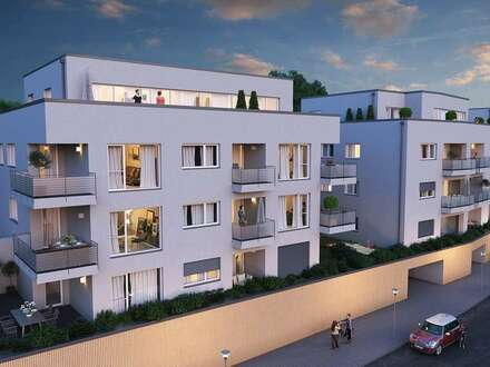 Blauwerk - großzügige Terrassenwohnung