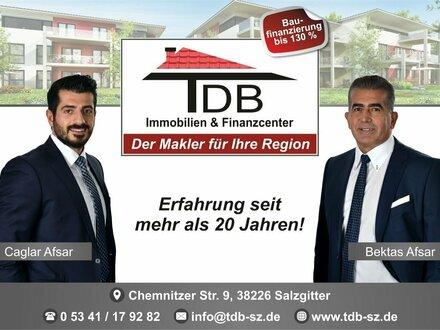 Baugrundstück für Mehrfamilienhaus am Salzgitter-See