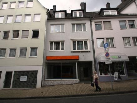 Ladenlokal im Erdgeschoss in der Siegener Oberstadt!
