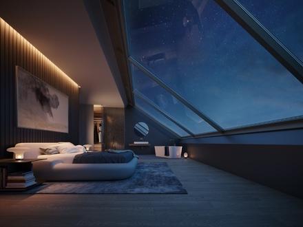 Exklusive 4-Zimmer-Wohnung auf Ca. 238 m² mit atemberaubender Aussicht auf den Main