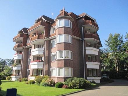 TOP Lage ! 3 ZKB Wohnung mit Loggia in einer bevorzugten zentrumsnahen Wohnanlage.