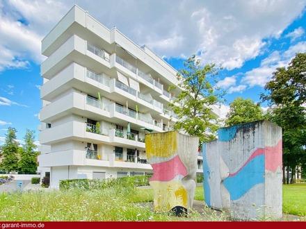 Parkterrassen im Schweizer Viertel!