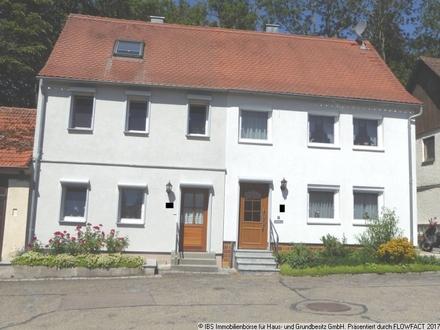 Gemütliches Wohnhaus in ruhiger, ländlicher Lage