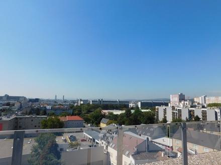 Wohnen mit Panoramablick in der Baumergasse