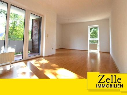 Hell und freundlich: 3-Zimmerwohnung mit toller Loggia in ruhiger bahnhofsnaher Lage in Syke