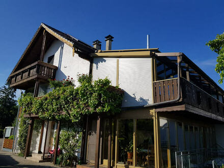 Waldkraiburg Generationen-/Dreifamilienhaus, derzeit alle Flächen frei