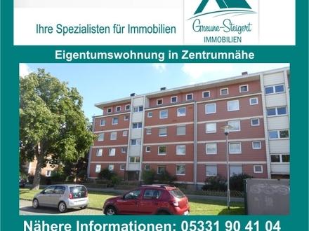 *** Eigentumswohnung im 2. Obergeschoss und in Zentrumsnähe von Wolfenbüttel