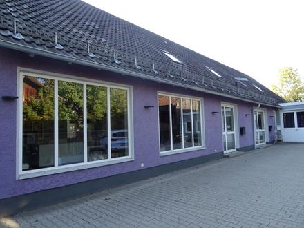 122 qm Loftbüro/Laden am Aicher Park zu vermieten!