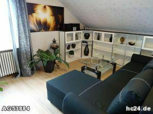 ****geräumige, möblierte 3-Zimmer Wohnung in Illertissen/Au