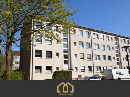 Findorff / Kapitalanlage: Wunderbare 3 - Zimmer Wohnung mit Balkon