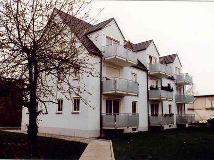 Gemütliche 2-Raum-Whg. mit Balkon