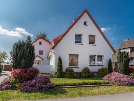 Viel Platz in Haus & Garten für Ihr individuelles Familienkonzept!