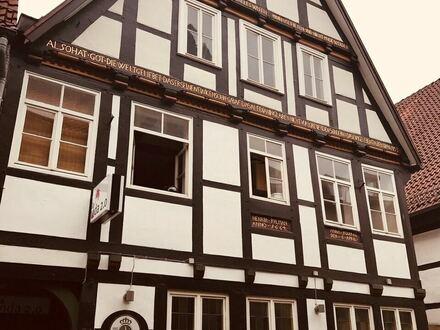 Wohn- und Geschäftshaus im Zentrum von Lemgo