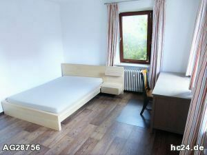 Möbliertes Zimmer mit WLAN in Möhrendorf bei Erlangen