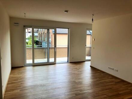 2 Zimmer-Wohnung mit Balkon und Untersbergblick