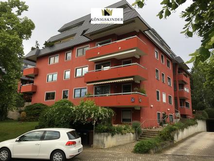 Grosszügige 2-Zimmerwohnung in ruhigem Wohngebiet zur Kapitalanlage oder zum Selbstbezug