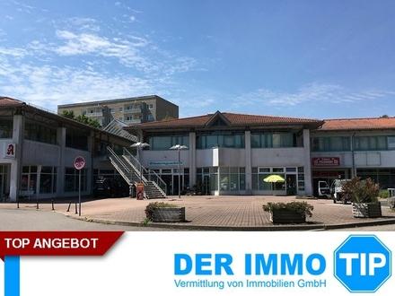 Nahversorgungscenter in Flöha - 125 m² großer Laden zur Miete