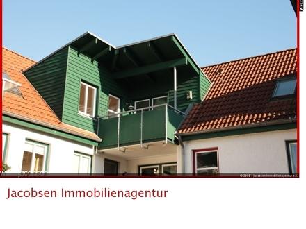 Charmante Wohnung mit Tiefgaragenplatz am Mühlenbach im Stadtzentrum