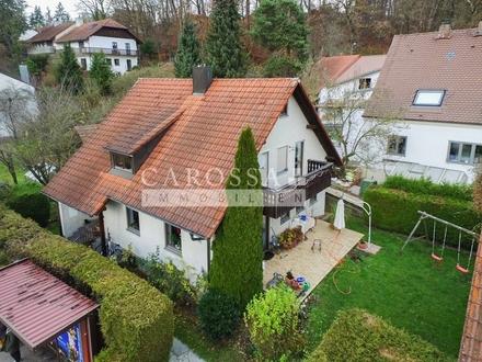 Landshut - Gepflegtes Wohlfühlhaus mit Garten