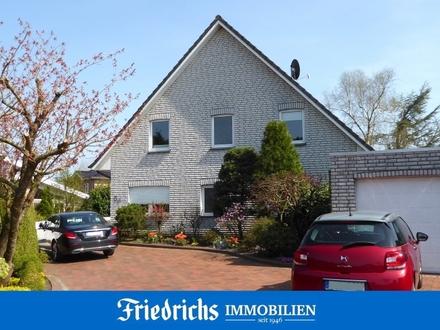 Großzügige Dachgeschosswohnung mit Garage und neuer Einbauküche in Bad Zwischenahn-Ohrwege