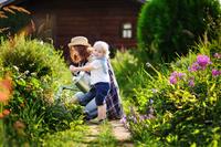 Das ganze Jahr einen blühenden Garten genießen