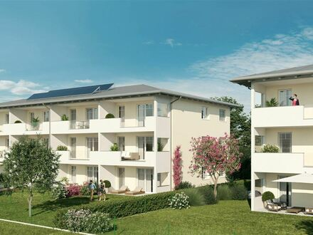 3-Zi. Wohnung in Viehhausen!