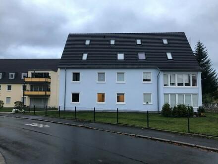 Moderne, helle, teilmöblierte 1-ZKB-Wohnung in Kulmbach zu vermieten, 2016 umfassend saniert