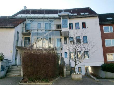 Schöne 2-Zimmer-Wohnung in verkehrsgünstiger Lage (B-Schein bis 60m ² erforderlich)