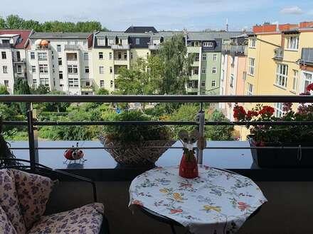 3- Zimmer- Wohnung mit 2 Balkone am Schillerpark