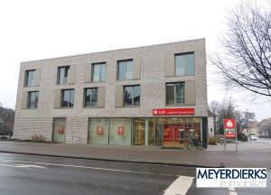 Osternburg - Bremer Str./Stedinger Str.: hochwertige 2-Zi.-Neubauwohnung mit EBK in Innenstadtnähe