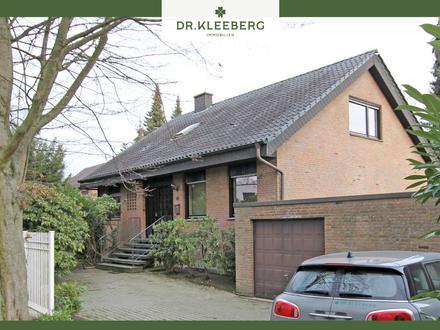 Gepflegtes und familienfreundliches Einfamilienhaus in zentraler Lage von Münster-St. Mauritz