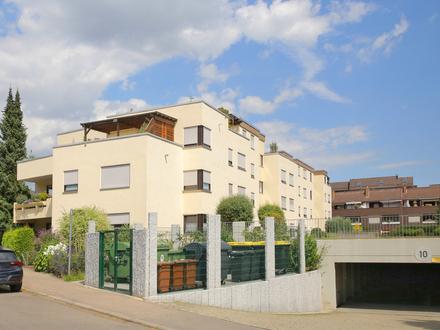 5-Zimmer-Penthousewohnung mit großer Terrasse in Stuttgart-Weilimdorf