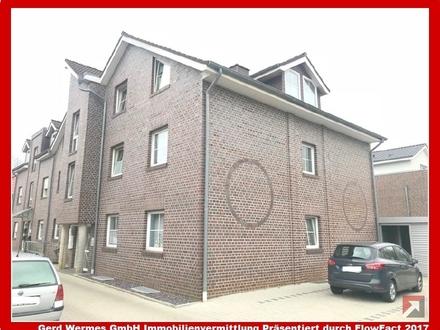 3 ZKB-Wohnung mit Balkon im 1. OG in Haren zu vermieten!