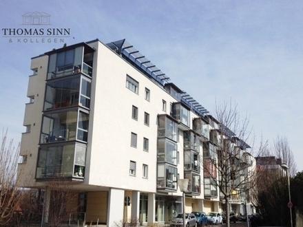 Betreute Seniorenwohnung am Neckar für Personen ab 60 Jahren