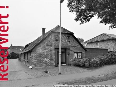 Gepflegtes, ebenerdiges Wohnhaus in Varel-Obenstrohe