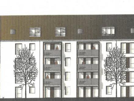 Kleine 2-Zimmer-Neubauwohnung mit schöner Aussicht - barrierefrei